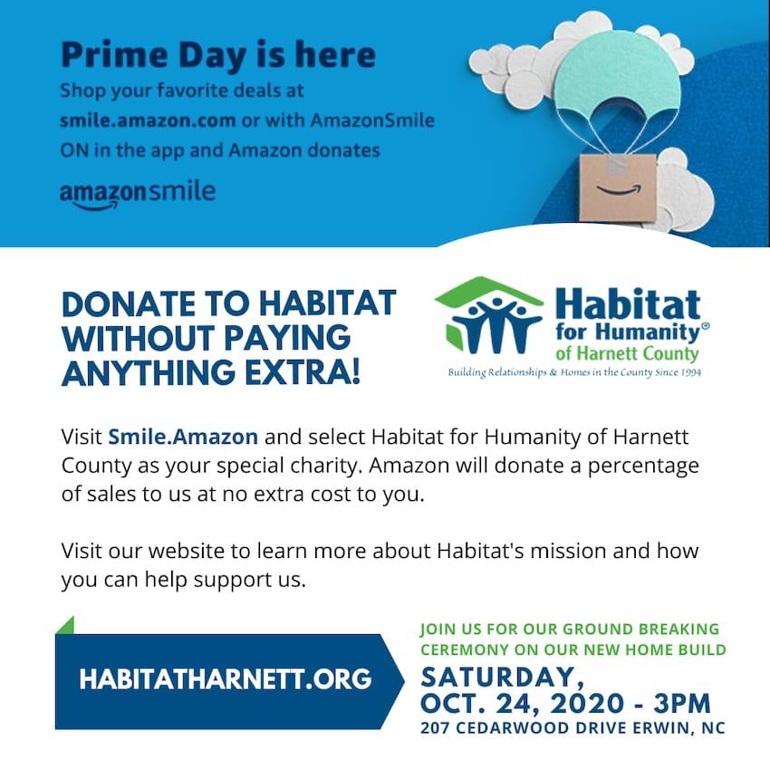 Habitat for Humanity Smile.Amaxon.com
